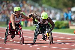 , CAN, 4x400m Relay, T53/54, 2013 IPC Athletics World Championships, Lyon, France