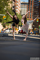 Dance As Art The New York City Photography Project Astor Place NoHo East Village with Courtenay Krieger & Jocelyn Farabaugh