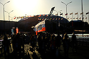 October 10-12 : Russian Grand Prix : Sochi F1 atmosphere