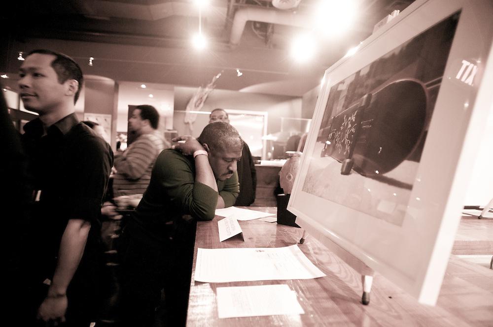 Washington, DC, April 3, 2011 - Kushi hosts the Let's Rebuild JAPAN Fund Raising Event.