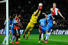 20141106 NED: Europa League Feyenoord - HNK Rijeka, Rotterdam