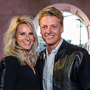 NLD/Amsterdam//20170410 - Free a Girl Celebrity Night, Thomas Berge en Cassidy Roeks