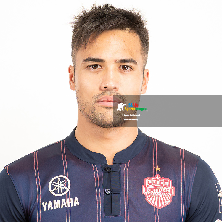THAILAND - JUNE 26: Stephan Palla #30 of Buriram United on June 26, 2019.<br /> .<br /> .<br /> .<br /> (Photo by: Naratip Golf Srisupab/SEALs Sports Images/MB Media Solutions)