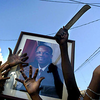 Haiti_Civil unrest