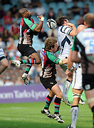 Twickenham, GREAT BRITAIN, during the Guinness Premiership match,  Harlequins vs Bristol Rugby, at The Stoop Stadium, Surrey on Sat 13.09.2008. [Photo, Peter Spurrier/Intersport-images]