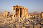 Syria - Main Archaeological  Sites, Middle East