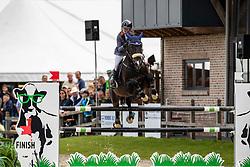Miteva Aya, BUL, SIEC Caro Ass<br /> European Jumping Championship Children<br /> Zuidwolde 2019<br /> © Hippo Foto - Dirk Caremans<br /> Miteva Aya, BUL, SIEC Caro Ass