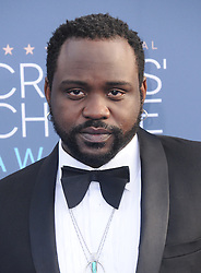Brian Tyree Henry  bei der Verleihung der 22. Critics' Choice Awards in Los Angeles / 111216