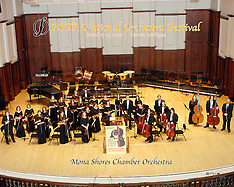 National Orchestra Festival Group Photos