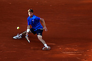 Roland Garros. Paris, France. May 28th 2012.American player Ryan Harrison against Gilles SIMON .