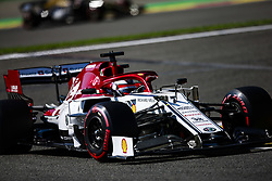 August 30, 2019, Spa-Francorchamps, Belgium: Motorsports: FIA Formula One World Championship 2019, Grand Prix of Belgium, ..#7 Kimi Raikkonen (FIN, Alfa Romeo Racing) (Credit Image: © Hoch Zwei via ZUMA Wire)
