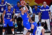 DESCRIZIONE : Lille Eurobasket 2015 Ottavi di Finale Israele Italia Israel Italy<br /> GIOCATORE : Alessandro Gentile<br /> CATEGORIA : nazionale maschile senior A<br /> GARA : Lille Eurobasket 2015 Ottavi di Finale Israele Italia Israel Italy<br /> DATA : 13/09/2015<br /> AUTORE : Agenzia Ciamillo-Castoria