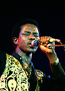 Sunny Ade performng live in the late 1970's.