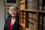 Lady Dorrian, The Lord Justice Clerk, taken at Parliament House Edinburgh.