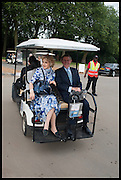 DAME FIONA SHACKLETON; IAN SHACKLETON, , Masterpiece London 2014 Preview. The Royal Hospital, Chelsea. London. 25 June 2014.