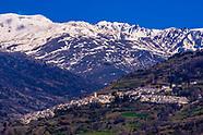 Spain-Andalusia-Granada Province-Alpujarra-Sierra Nevada