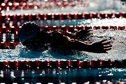 Scott Tyler Clary of USA during the Men's  400m Individual Medley Heats during the 13th FINA World Championships Roma 2009, on August 2, 2009, at the Stadio del Nuoto,  in Foro Italico, Rome, Italy. (Photo by Vid Ponikvar / Sportida)