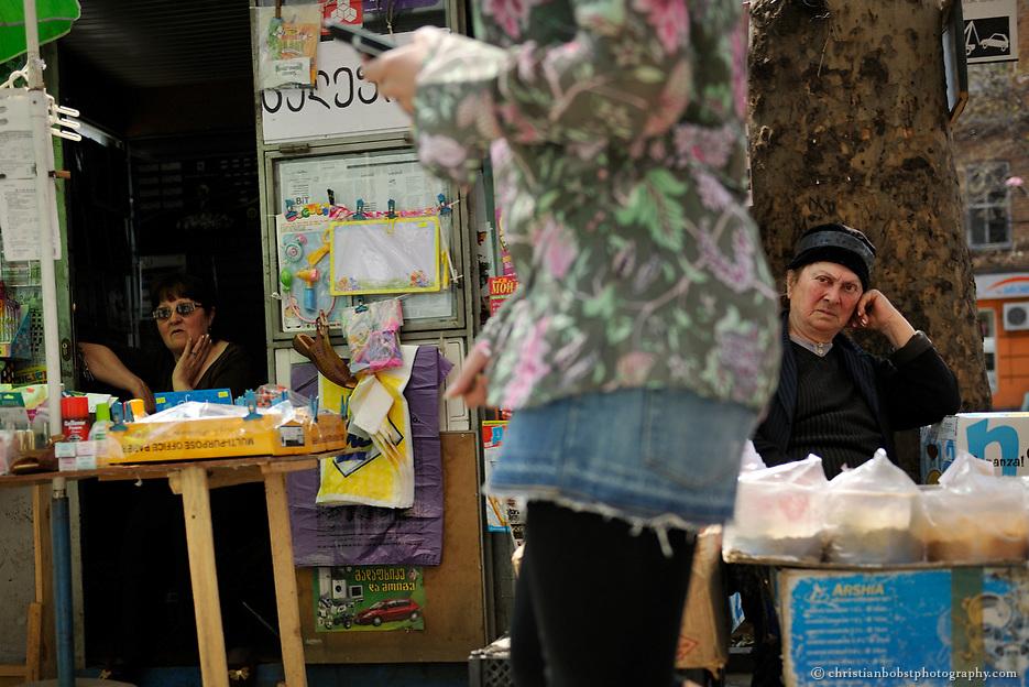 Tbilisi, April 2010