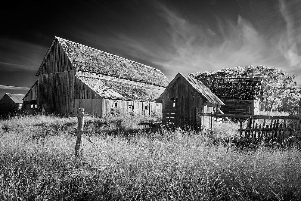 Mendocino Barns, CA