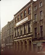 Old Dublin Amature Photos December 1983 with, Capel St, Cuckoo Lane, Tramoheads, Dartry, St Michaels School, Shop Dunlaoire, Thomas St, Cornmarket, Dublin Cartll, St Muhans Gates, Church St, Quinns Butchers, High St,