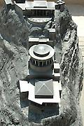 Israel, Masada, Recreation model of the site