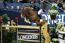Lynch Denis, (IRL), All Star<br /> Longines FEI World Cup Final 1 - Goteborg 2016<br /> © Hippo Foto - Dirk Caremans<br /> 25/03/16