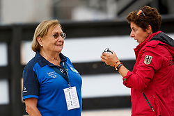Withages Mariette, Theodorescu Monica, <br /> World Equestrian Games - Tryon 2018<br /> © Hippo Foto - Sharon Vandeput<br /> 13/09/2018