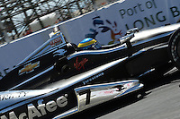 Sebastien Bourdais, Toyota Grand Prix of Long Beach, Streets of Long Beach, Long Beach, CA USA 04/21/13
