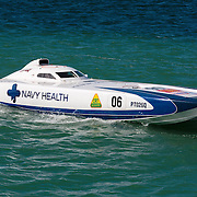 Inboard Engine Class, in the Offshore Superboat Championships Coffs Harbour, New South Wales, Australia