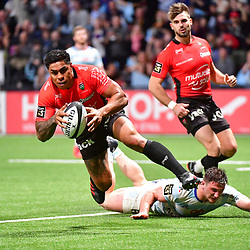 08,04,2018 Racing 92 and Toulon