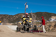 DWT World ATV MX Championship series, Rounds 3-5 held at Glen Helen Raceway in San Bernardino, California