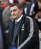 Picture by Paul Gaythorpe/Focus Images Ltd +447771 871632.26/12/2012.Middlesbrough manager Tony Mowbray before the npower Championship match at the Riverside Stadium, Middlesbrough.