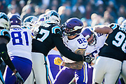December 10, 2017: Minnesota vs Carolina. Mario Addison