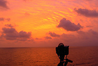 Caribbean Dawn On Board the Semester at Sea M/V Explorer. Image taken with a Leica X1 (ISO 1600, 24 mm, f/5, 1/250 sec).
