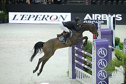 Delaveau, Patrice, Lacrimoso HDC<br /> Lyon - Weltcup Finale<br /> Finale I<br /> © www.sportfotos-lafrentz.de/Stefan Lafrentz