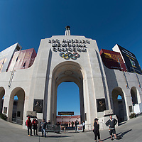 USC Football v UCLA Pregame