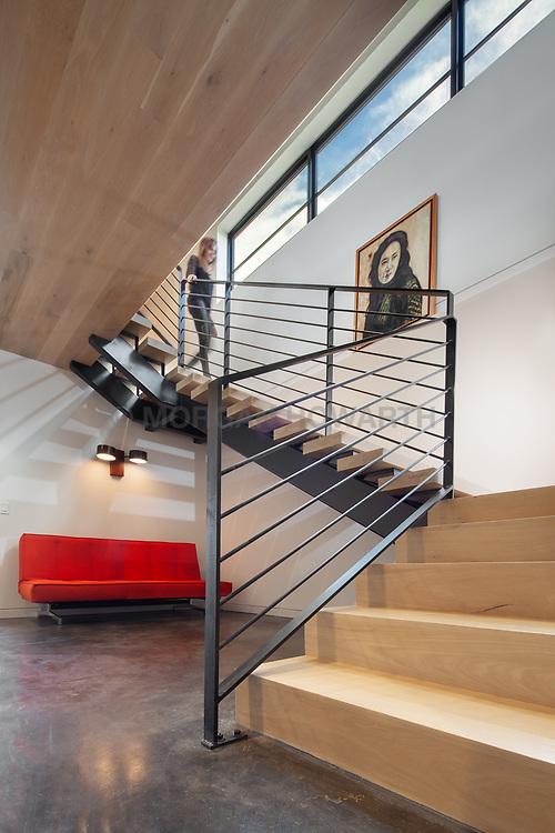 98_Lyle modern home design Stairway VA 2-174-303