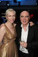Annie Lennox and Ged Doherty SonyBMG