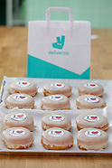 Deliveroo | Doughnut Giveaway