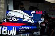October 19-22, 2017: United States Grand Prix. Brendon Hartley (NZ), Scuderia Toro Rosso, STR12