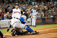 June 26, 2009:   31 Scott Sizemore of the Toledo Mudhens in action during the MiLB game between Durham Bulls and Toledo Mudhens. The Bulls defeated the Mudhens 5-3 in 15 innings at Fifth Third Field in Toledo, Ohio
