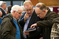 27/02/2016 Sharon Nolan social Democrat celebrating  the Galway West Count for the General Election 2016 in the Bailey Allen Hall NUI, Galway <br /> Photo:Andrew Downes, xposure.