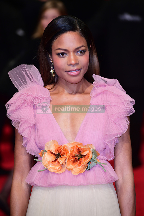 Naomie Harris attending the EE British Academy Film Awards held at the Royal Albert Hall, Kensington Gore, Kensington, London. PRESS ASSOCIATION Photo. Picture date: Sunday 12 February 2017. See PA Story SHOWBIZ Bafta. Photo credit should read: Ian West/PA Wire