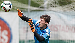 03.06.2015, Steinbergstadion, Leogang, AUT, U 21 EM, Vorbereitung Deutschland, im Bild Marius Mueller (1. FC Kaiserslautern, Deutschland U21) // during Trainingscamp of Team Germany for Preparation of the UEFA European Under 21 Championship at the Steinbergstadium in Leogang, Austria on 2015/06/03. EXPA Pictures © 2015, PhotoCredit: EXPA/ JFK