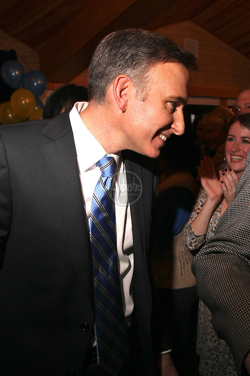 Dow Constantine Election Night at Edgewater