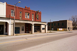 Along Old US Route 66 in Afton Oklahoma