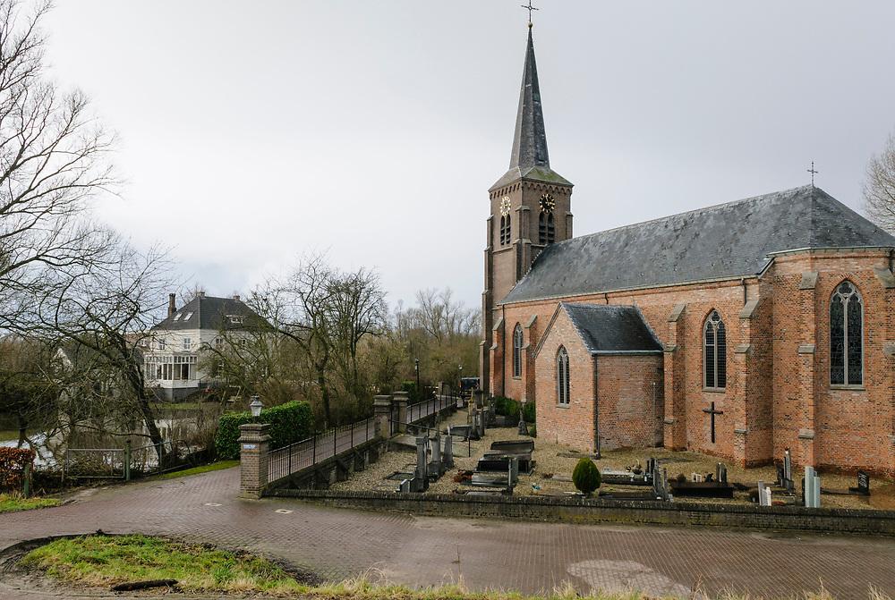Kekerdom, Berg en Dal, Gelderland, Netherlands