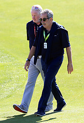 Former European Ryder Cup Captain Sam Torrance during preview day four of the Ryder Cup at Le Golf National, Saint-Quentin-en-Yvelines, Paris.