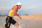 Swimmer,Portobelo Extreme Triathlon,Colon Province,Panama C.A.