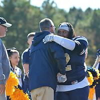 Football: North Carolina Wesleyan College Bishops vs. Huntingdon College Hawks